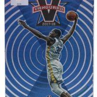 NBA 2017-18 PANINI VANGUARD BASKETBALL