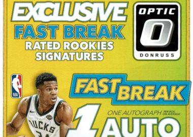 NBA 2017/18 DONRUSS OPTIC BASKETBALL FAST BREAK