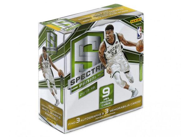 NBA 2017-18 PANINI SPECTRA BASKETBALL