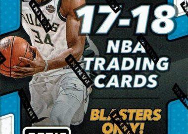 NBA 2017/18 DONRUSS OPTIC BASKETBALL BLASTER