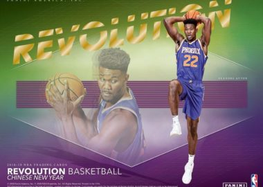 2018-19 PANINI REVOLUTION BASKETBALL CHINESE NEW YEAR EDITION