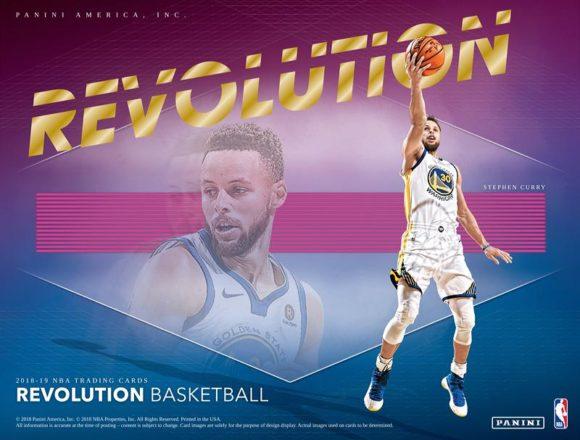 2018-19 PANINI REVOLUTION BASKETBALL HOBBY