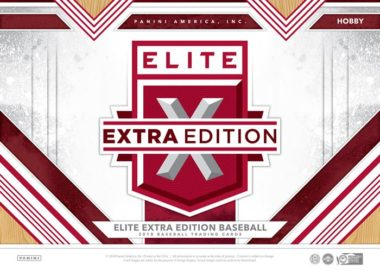 2018 PANINI ELITE EXTRA EDITION BASEBALL