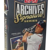 MLB 2018 TOPPS ARCHIVES SIGNATURE SERIES RETIRED PLAYER EDITION