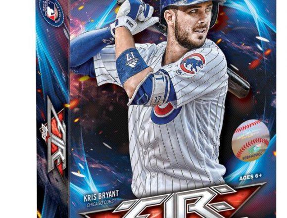 MLB 2018 TOPPS FIRE BASEBALL