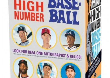 MLB 2018 TOPPS HERITAGE HIGH NUMBER BLASTER