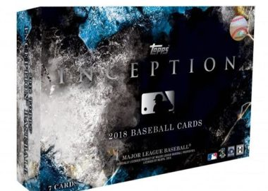 MLB 2018 TOPPS INCEPTION BASEBALL