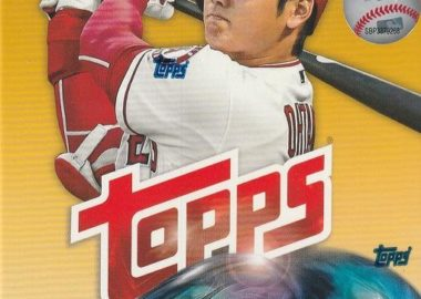 MLB 2018 TOPPS UPDATE BLASTER BOX