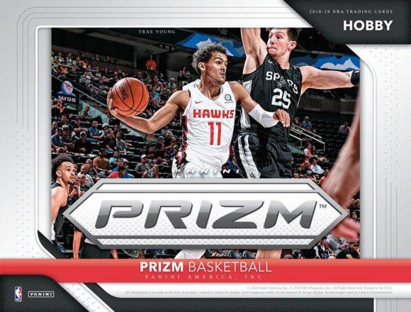 NBA 2018-19 PANINI PRIZM BASKETBALL HOBBY