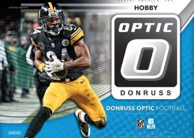 NFL 2018 DONRUSS OPTIC FOOTBALL