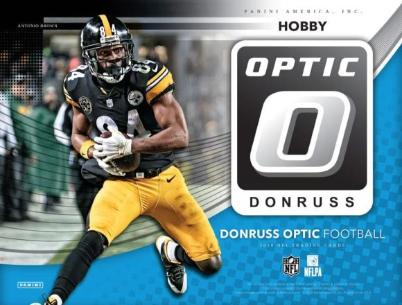 NFL 2018 DONRUSS OPTIC FOOTBALL