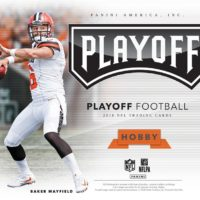 NFL 2018 PANINI PLAYOFF FOOTBALL