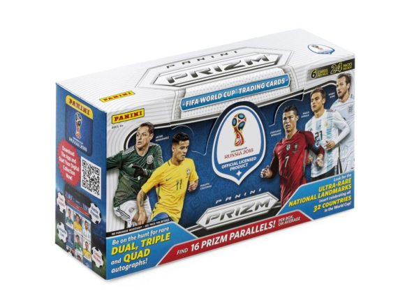 2018 PANINI PRIZM FIFA WORLD CUP SOCCER