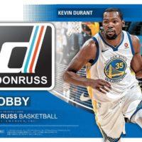 NBA 2018-19 PANINI DONRUSS BASKETBALL HOBBY