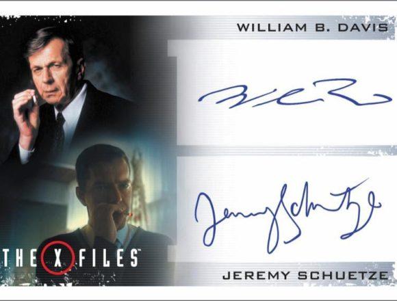 RITTENHOUSE THE X-FILES SEASON 10&11 CARD