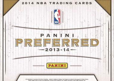NBA 2013-14 PANINI PREFERRED BASKETBALL