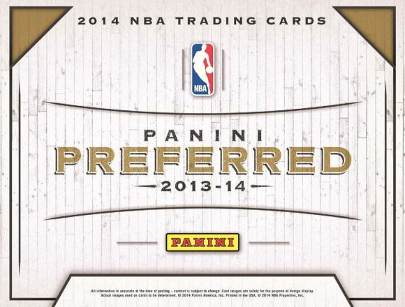NBA 2013-14 PANINI PREFERRED BASKETBALL