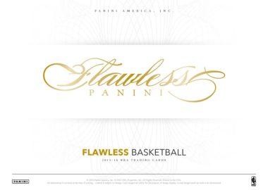 NBA 2015-16 PANINI FLAWLESS BASKETBALL