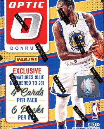 NBA 2016/17 DONRUSS OPTIC BASKETBALL【BLASTER】