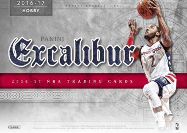 NBA 2016/17 EXCALIBUR BASKETBALL FAT PACK