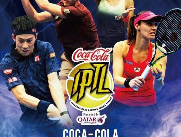 EPOCH コカコーラ インターナショナル・プレミア・テニスリーグ(IPTL) 2016 オフィシャルカード