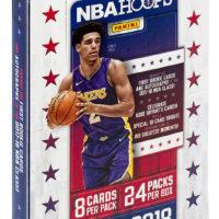 NBA 2017-18 PANINI HOOPS BASKETBALL HOBBY