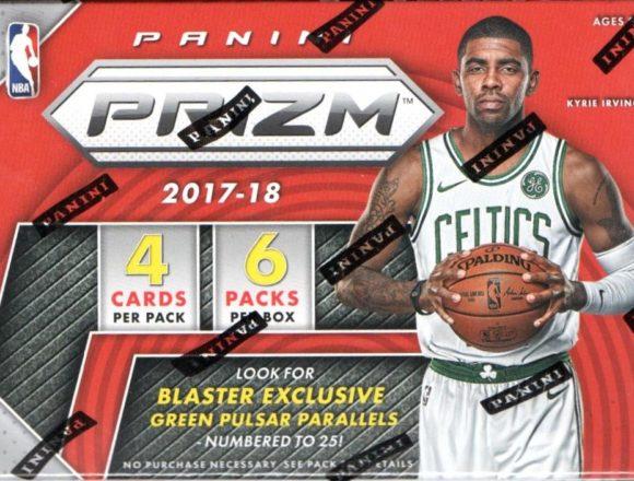 NBA 2017/18 PANINI PRIZM BASKETBALL BLASTER