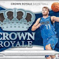NBA 2018-19 CROWN ROYALE BASKETBAL