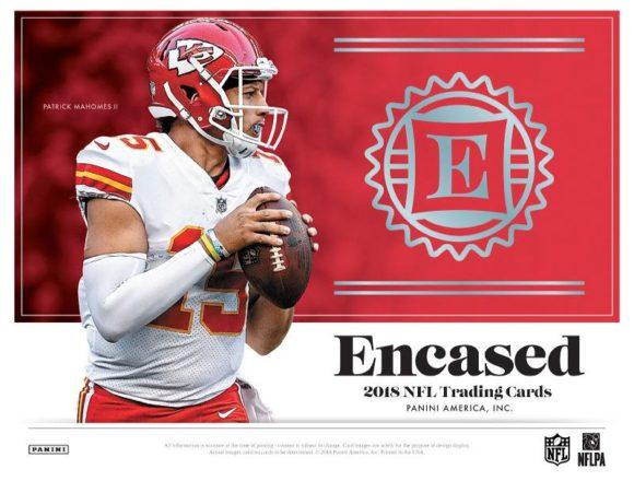 NFL 2018 PANINI ENCASED
