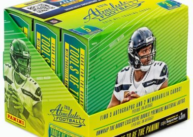 NFL 2018 PANINI ABSOLUTE FOOTBALL