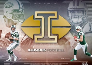 NFL 2018 PANINI ILLUSIONS FOOTBALL