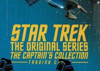 2018 STAR TREK TOS CAPTAIN'S COLLECTION