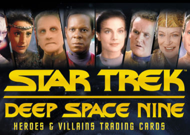 2018 STAR TREK DEEP SPACE NINE HEROES & VILLAINS
