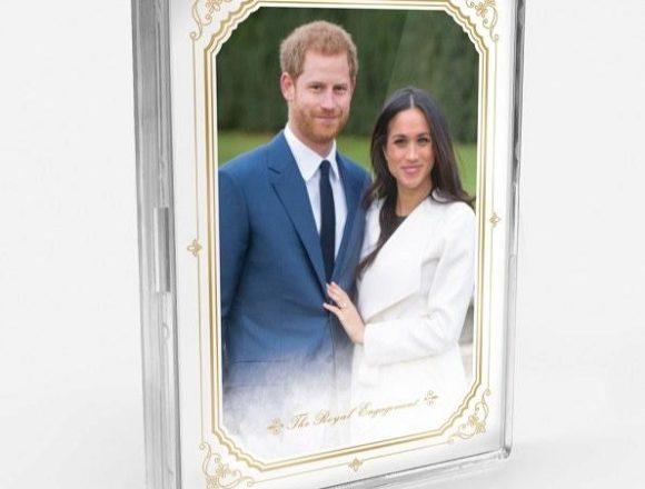 2018 Topps Royal Wedding Commemorative set