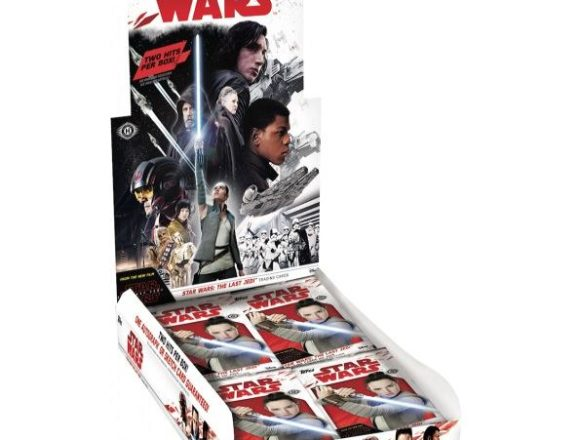 2017 TOPPS STAR WARS THE LAST JEDI