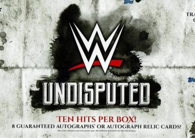 2018 TOPPS WWE UNDISPUTED WRESTLING