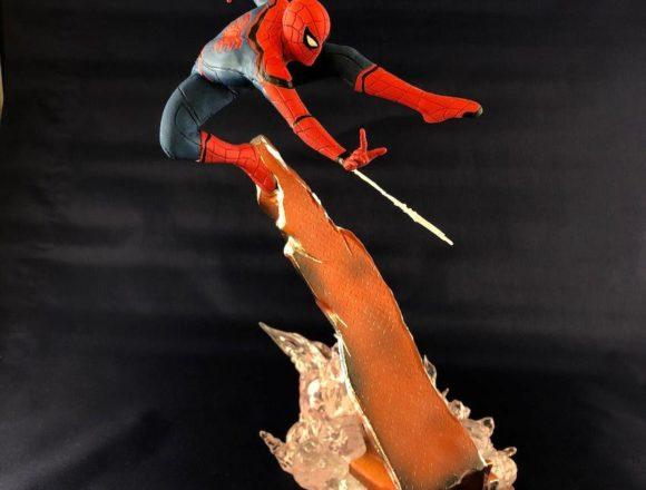 IRON STUDIO 1/10 フィギュア スパイダーマン Spider-Man:Home Coming