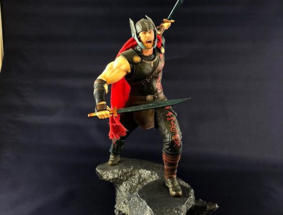 IRON STUDIO 1/10 フィギュア マイティ・ソー Thor;Ragnarok
