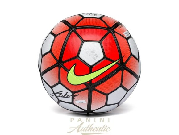 Christian Pulisic Autographed Nike Ordem Official Match Ball