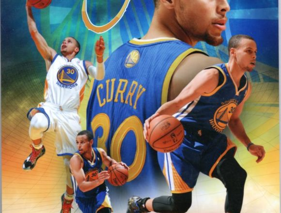 PHOTO FILE Stephen Curry 8×10フォト