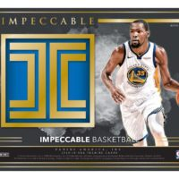 NBA 2018-19 PANINI IMPECCABLE BASKETBALL