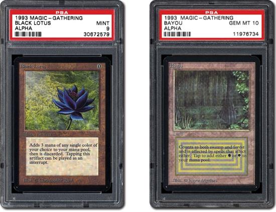 MTGカードの収集:1993年発行のマジック:ザ・ギャザリング「アルファ版 ...